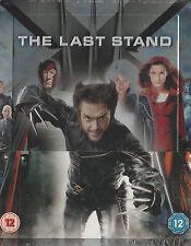 X Men 3 Der Letzte Wiederstand, geprägtes Limited Blu Ray Steelbook, NEU & OVP