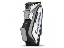 TAYLORMADE SAN CLEMENTE CART BAG WHITE/BLACK/GREY