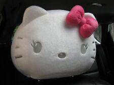 Hello kitty voiture accessoire: pièce 1 appui-tête housse # c