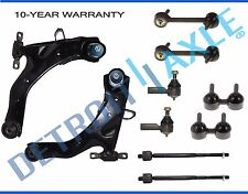 Brand New 10-Pc Front and Rear Suspension Kit for Hyundai Elantra 2001-2006