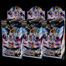 Jeu de Cartes Pokemon XY Impact des Destins 90 Boosters Pack Display Box Coréen