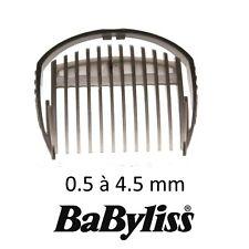 BABYLISS 35807090 Kammaufsatz 0.5 4.5mm Schnittaufsatz Haarschneider e709e e769e
