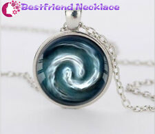 Avatar the Last Airbender Pendant Air Nomad Glass Dome Pendant Necklace#T7