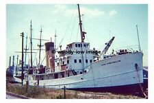 rp17895 - Ex Trawler - Glen Strathallan became Training Ship - photo 6x4