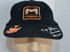 Mission Archery Hat Ray Howell Kicking Bear Black Baseball Ball Cap Lid Hunting