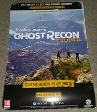 New Official Ubisoft Ghost Recon Wildlands Pre-Order A2 Size Quality Poster