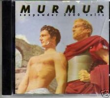 (235G) Murmur, Sexpowder 2000 Volts - CD