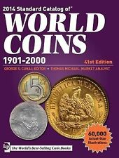 2014 Standard Catalog of World Coins - 1901-2000-ExLibrary