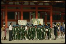 145030 A Guided Shrine Tour For Junior High School Students A4 Photo Print