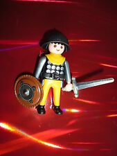 PLAYMOBIL 3666 CHEVALIER PIRATE personnage 04 Vintage CHATEAU FORT ROYAL 3123