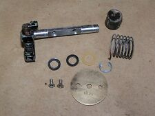 KAWASAKI ZX750 ZX 750 A1 A2 A3 GPZ CARB CARBURETOR OUTSIDE LEFT THROTTLE SHAFT