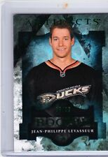 11-12 2011-12 UD ARTIFACTS JEAN-PHILIPPE LEVASSEUR EMERALD ROOKIE RC /99 153