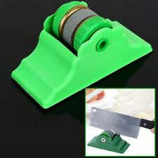Portable Grinding Wheels Scissors Knife Sharpener Whetstone Abrader Kitchen Tool