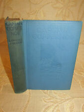 Antique Collectable Book Of Captain Coppernob, By Lawrence R. Bourne - 1931