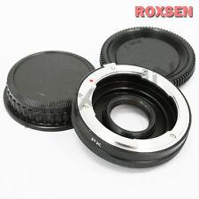 Nikon F Lens to Pentax K mount PK adapter for K110D K200D K20D K10D K-30 5 3 r x