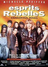 Affiche 120x160cm ESPRITS REBELLES (DANGEROUS MINDS) 1996 Michelle Pfeiffer TBE