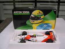 Minichamps 1/18 McLaren MP4/8 Ford, Ayrton Senna,1993