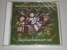 MANDOLINEN ORCHESTER KUCHENHEIM WEIHNACHTSKONZERT 2005 CD NEU & ORIGINAL VERPACK