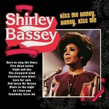 CD Shirley Bassey - Kiss me honey, honey, kiss me / IMPORT