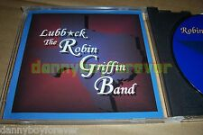 The Robin Griffin Band NM CD Top Hat Music Lubbock TX Texas