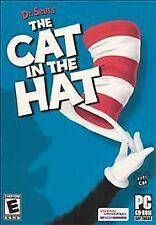THE CAT IN THE HAT BY DR. SEUSS (2003) PC/MAC CD-ROM NEW & FACTORY SEALED