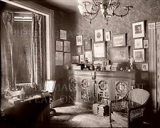 Victorian Edwardian den study office furniture Washington DC Taft House photo