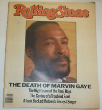Rolling Stone Magazine Marvin Gaye His Final Days May 1984 NO ML 121314R2