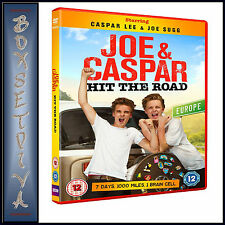 JOE AND CASPAR - HIT THE ROAD  *BRAND NEW DVD***