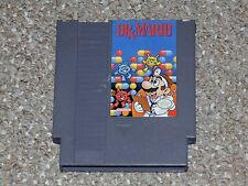 Dr. Mario Nintendo NES Cartridge