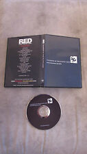 RED LORRY YELLOW LORRY - Thunder in The Black Cave DVD SISTERS OF MERCY gothic