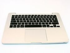 "Macbook 13"" Unibody Non Pro A1278 MB466LL 08 Palmrest Trackpad Keyboard NICE GLP"