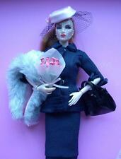 """12"""" Silkstone Barbie Fashion~Lunch at the Club Complete Outfit~Fit Royalty"""