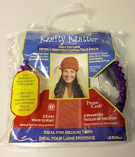 "NEW Knifty Knitter Adult Hat Loom 10.25""/26cm"