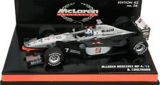 McLaren MP4-13 West #7, Coulthard 1998 GP Formula One, Minichamps  Diecast  1/43