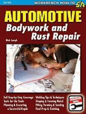 SA166 Automotive Bodywork and Rust Repair by Matt Joseph (2009, Paperback)