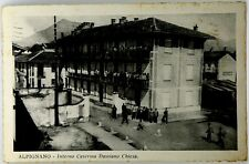 Cartolina Formato Piccolo - Alpignano (Torino) - Interno Caserma Damiano Chiesa
