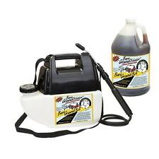 Bare Groun Battery Powered with Liquid Calcium Chloride Ice Melt Sprayer 1 Gal.