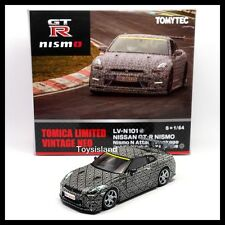 Tomica Limited Vintage NEO LV-N101d NISSAN GT-R NISMO N Attack Package Tomy 1/64