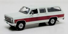 Matrix 1:43 1978 Chevrolet Suburban K10, white