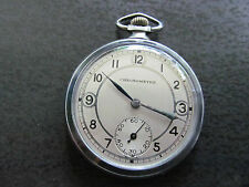 EXTREM SELTEN CHRONOMETRE TASCHENUHR POCKET WATCH RAR