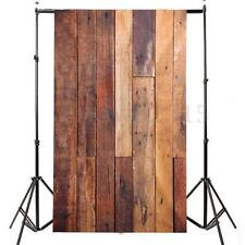 5x7ft Vintage Wood Wall Props Photography Background Vinyl Backdrops For Studio
