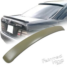 Unpainted For Mercedes-Benz W210 E-Class L Type Window Rear Roof Spoiler 95-01