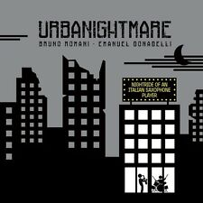 URBANIGHTMARE - Nightride Of An Italian Saxophone Player - 2015 Revenge Italy CD