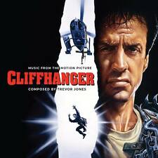 Cliffhanger - 2 x CD Complete Score - Limited 2000 - Trevor Jones