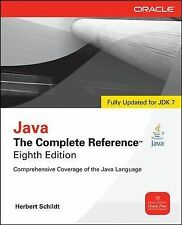 NEW - Java The Complete Reference, 8th Edition by Schildt, Herbert