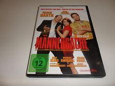 DVD  Männersache