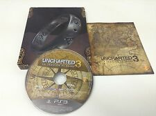 UNCHARTED 3 LA TRAICION DE DRAKE CAJA METALICA . Pal España-Usa