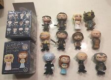 Game Of Thrones Series 3 Funko Mystery Minis Hot Topic Exclusive Set Of All 12