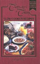 Slow Cooker Recipes (Company's Coming) by Jean Pare, Good Book