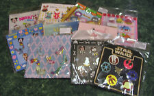 Disney Trading Pins 21 PIN SALUTE ! Random 7 pin Booster Sets Lot of 3 MY CHOICE